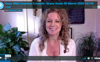 Qoya With Coaches Console – Brave Souls