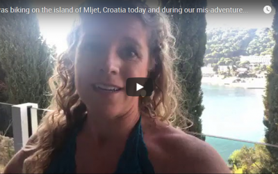 I was biking on the island of Mljet, Croatia today and during our mis-adventure thought about Bret's story and how he transformed his coaching business…